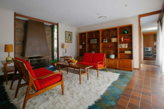 Bold and eye catching allum house in the 60s style digsdigs for 60s architecture homes