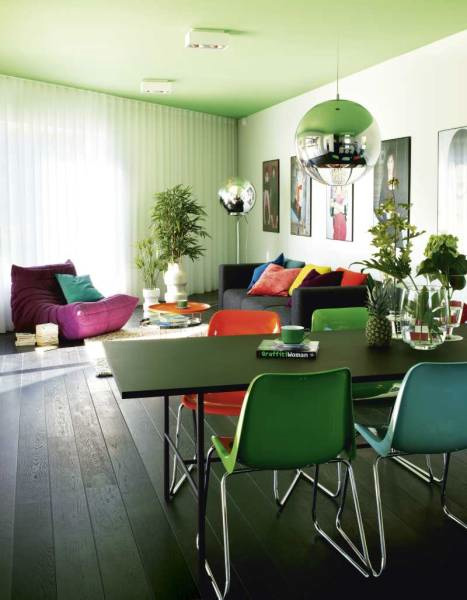 Bold House Design In Taby