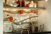 bold-mosaic-kitchen-backsplashes-to-get-inspired-20