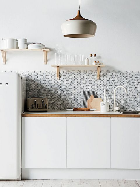 Picture Of bold mosaic kitchen backsplashes to get inspired  21