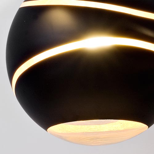 Bond Pendant Light Sreminding Of Meteors