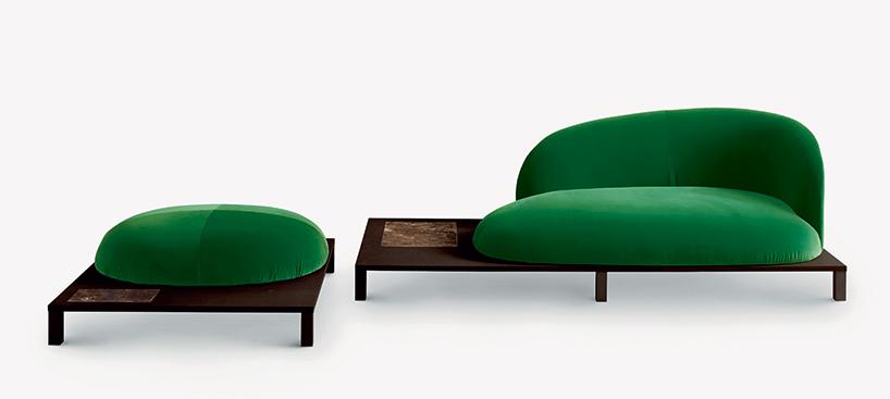 Bonsai Seating Collection That Reminds Of Bushes And Shrubs