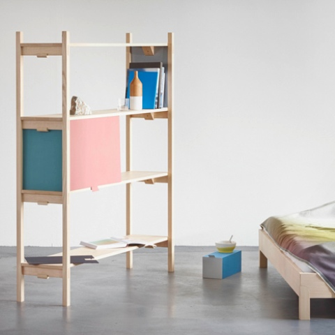 Bookbinder Bedroom Furniture Collection By Florian Hauswirth