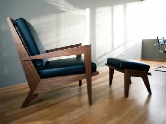 Boomerang Lounge Chair