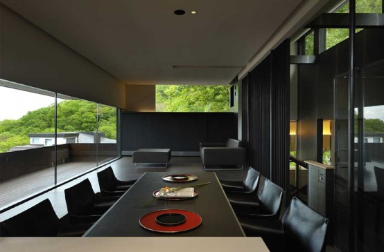 boukyo house dining room