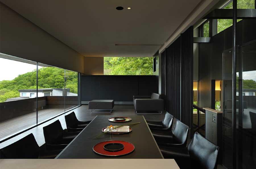 Contemporary Japanese House Design – Boukyo House