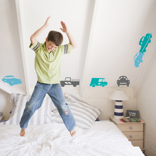 Boys Room Wall Stickers