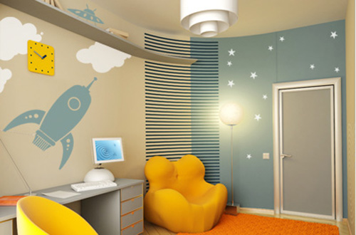 Room wall stickers cool girls room wall stickers and cool nursery wall