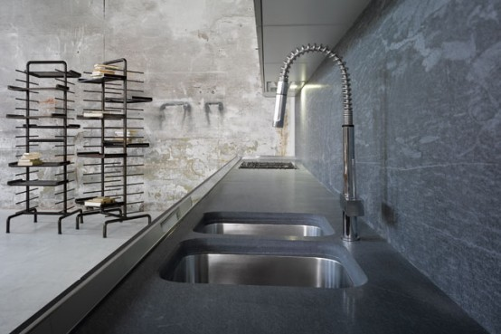 Brera Kitchen With Integrated Handles