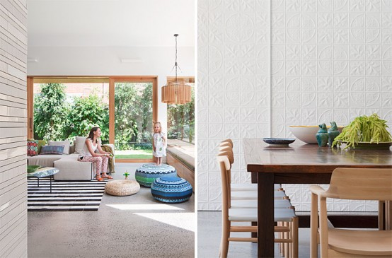 Bright And Airy Extension To A California Bungalow