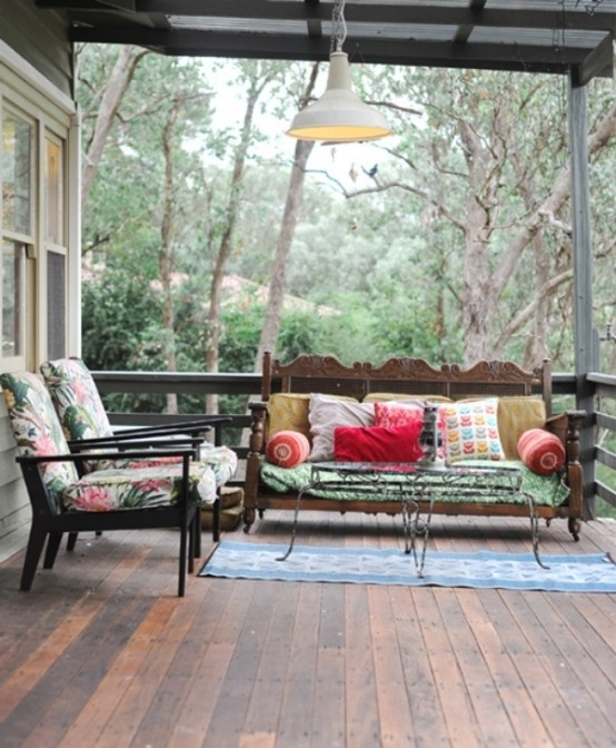 Bright And Eclectic Vintage House In Australia