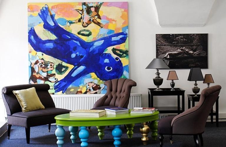Арт-деко - один из самых дорогих и роскошных стилей интерьера и декорирования.  Арт-деко - это извилистые линии...