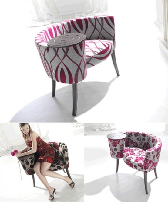 Bright And Unusual Furniture Collection