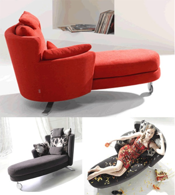 Bright and unusual furniture collection digsdigs for Interesting couches