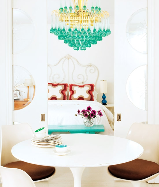 Bright Apartment With Pop Art Details