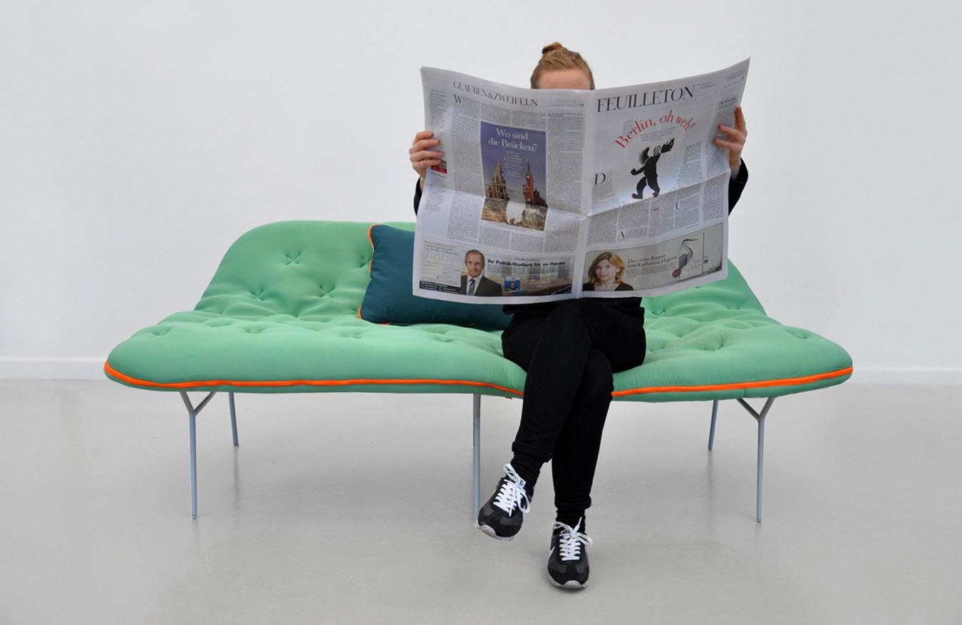 Bright Camp Furniture By Stephanie Hornig