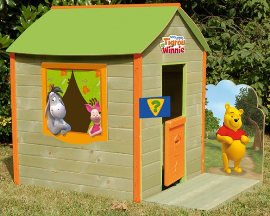 Bright Kids Play Houses By Soulet