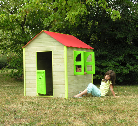 Bright Children House By Soulet