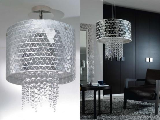 Brilliant Lamps Mosaic By Marchetti Illuminazione