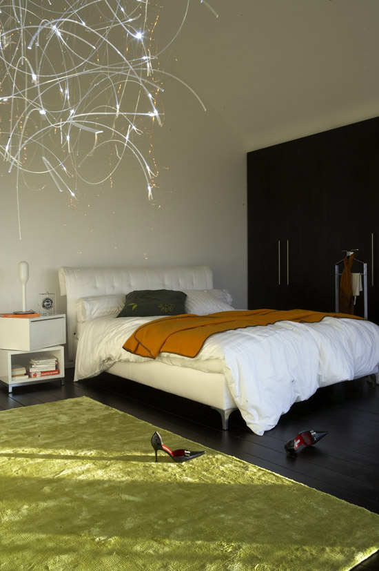 Brindilles – LED Chandelier from Ligne Roset