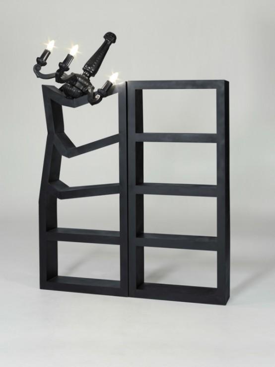 Broken Furniture Collection By Lennart Van Uffelen
