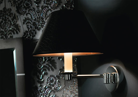 Wall Light With Shade for Creating a Mood – Brokton by Imperial