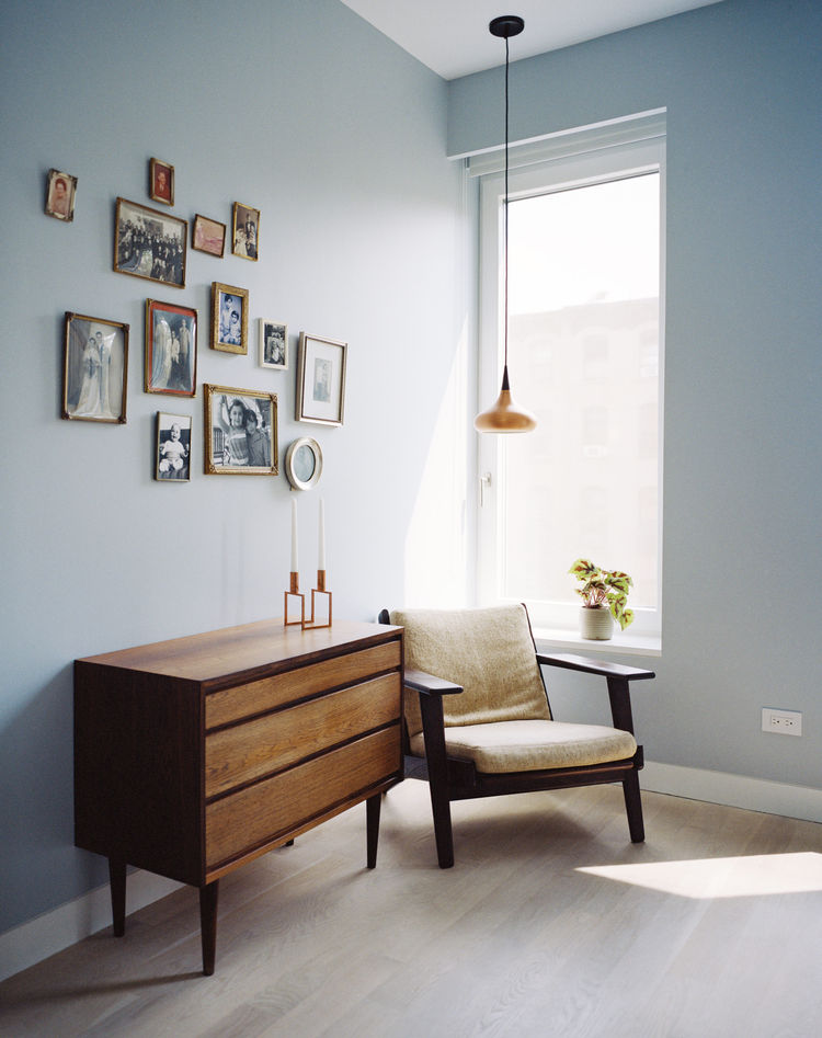 Picture Of brooklyn town house with serene scandinavian interiors  6