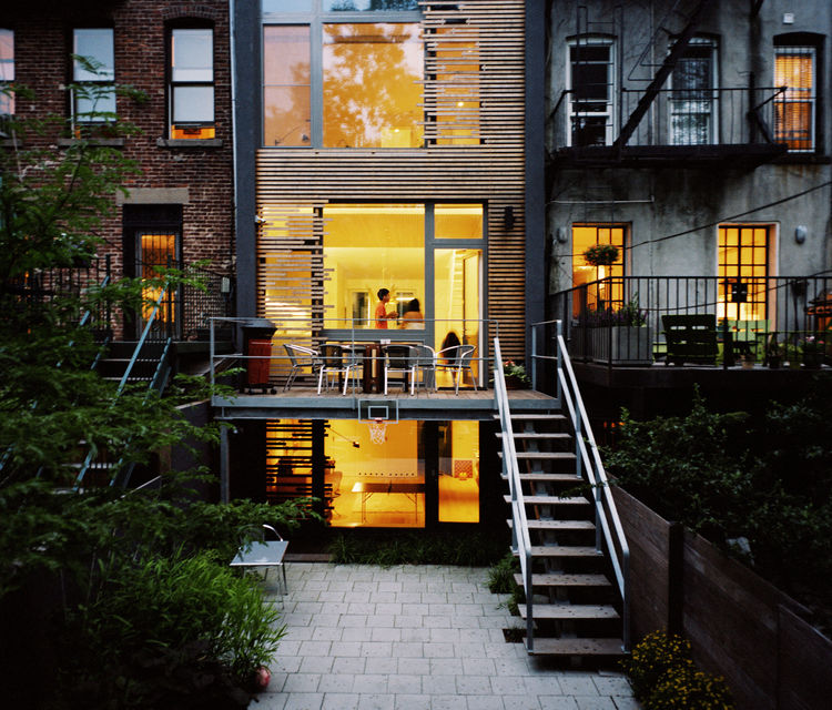 Picture Of brooklyn town house with serene scandinavian interiors  7