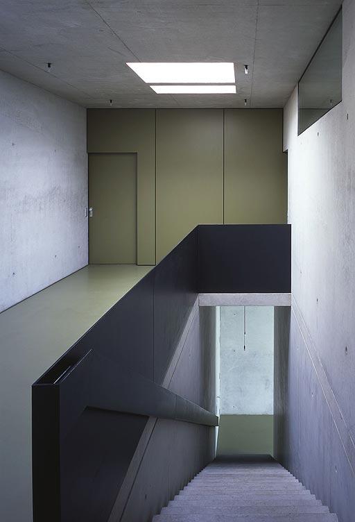 Bunker House Made Of Prefab Concrete Blocks