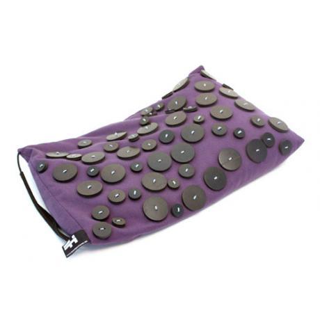 button laptop pillow