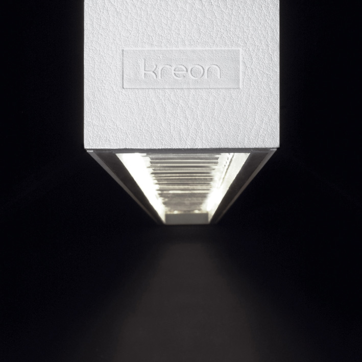Leather Covered Pendant Fixtures Cadre From Kreon Digsdigs