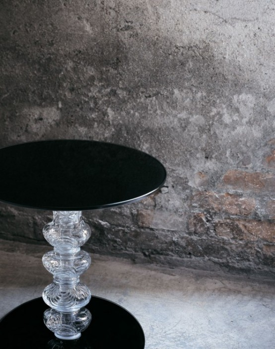 Calice Table Basse by Piero Lissoni