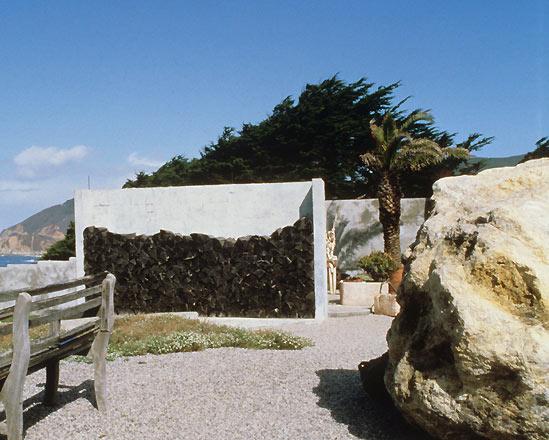 california beach house firewood