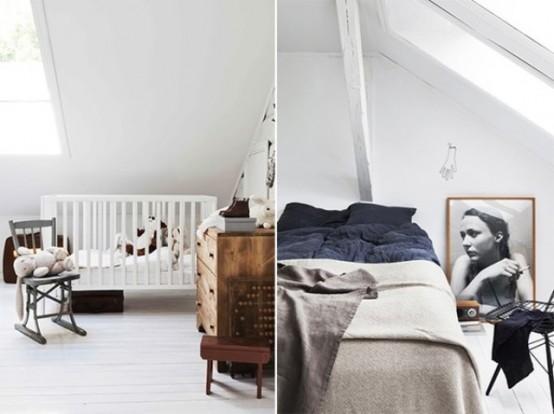 Calm And Cozy Norwegian Family Loft