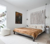 Calm And Relaxed Whitewashed Headboards