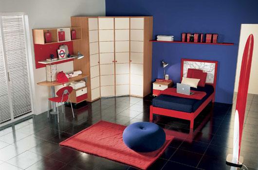 Camerette – Modern Kids Bedrooms by Arredissima