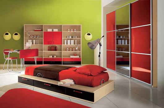 Camerette Moderne Kids Bedroom By Arredissima