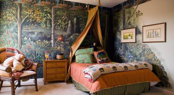 Camp In Boys Bedroom