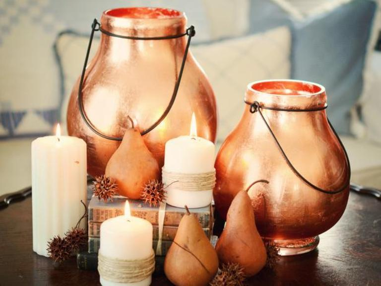 28 Candles Inspirations For Your Thanksgiving