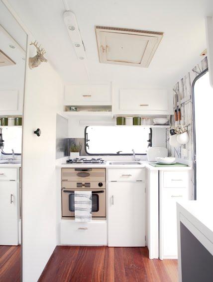 Caravan Interior Design