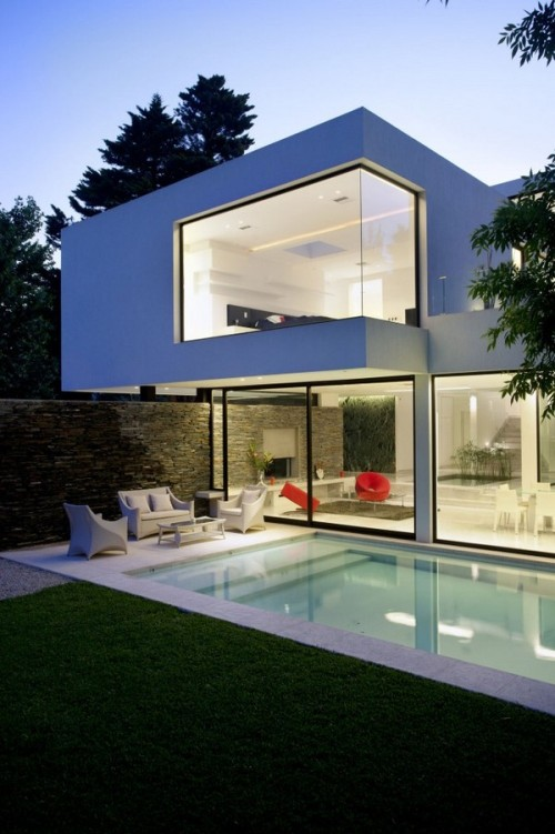 House Of Your Dream In Modern Style