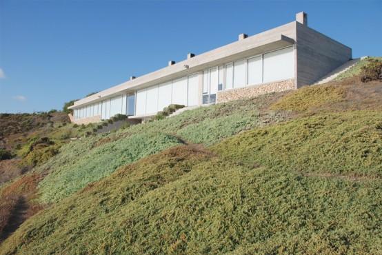 Casa En Huentelauquen House On The Hill