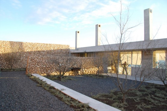 Casa En Huentelauquen House On The Hill