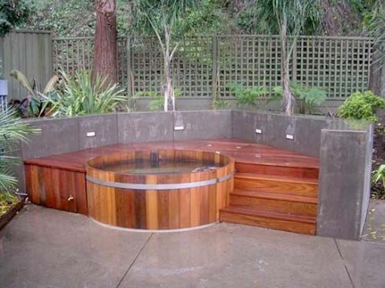 Cedar Outdoor Hot Tubs