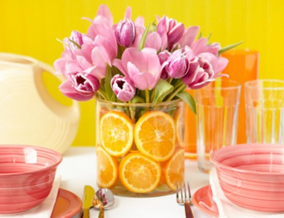 10 Beautiful Mother S Day Centerpieces