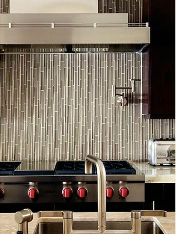 27 Ceramic Tiles Kitchen Backsplashes That Catch Your Eye ...