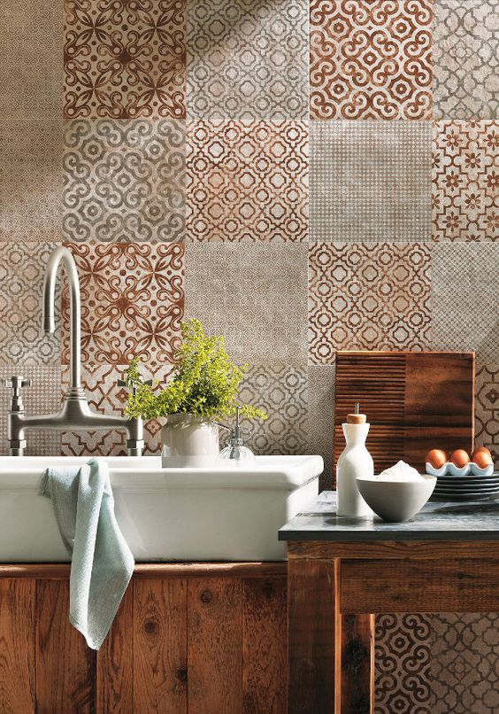 Picture Of ceramic tiles kitchen backsplashes that catch your eye  22