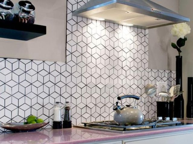 Picture Of ceramic tiles kitchen backsplashes that catch your eye  24