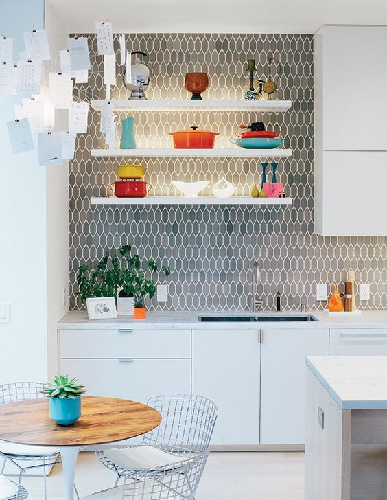 Picture Of ceramic tiles kitchen backsplashes that catch your eye  9