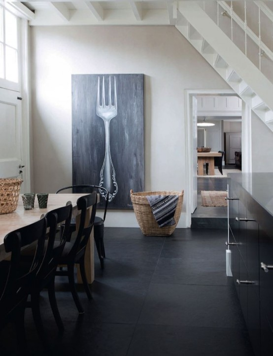 Chalkboard Dining Room Decor Ideas Youll Love